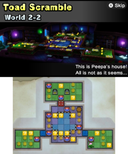 World 2-2 from Mario Party: Star Rush