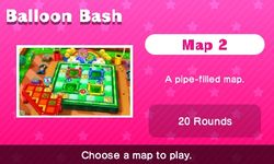Map 2 from Mario Party: Star Rush