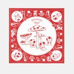 Toad bandana from the Japanese My Nintendo Store
