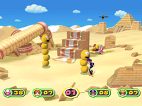 Pokey Punch-out from Mario Party 6