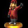 General Pepper trophy