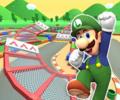SNES Mario Circuit 2T from Mario Kart Tour