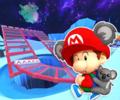 3DS Rosalina's Ice World T from Mario Kart Tour