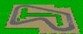 SMK Mario Circuit 1 Lower-Screen Map.png