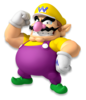 Artwork of Wario from Mario Party 10