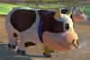 Moo Moo from Mario Kart 8