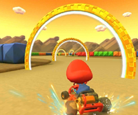 Toadette Cup Challenge from Mario Kart Tour