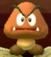 Goomba as viewed in the Character Museum from Mario Party: Star Rush