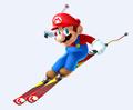 Mario Artwork - Mario & Sonic Sochi 2014.png