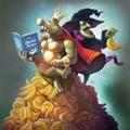 Steve Mayles King K Rool Gruntilda artwork.jpg