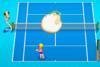 Stunner Shot in Mario Tennis: Power Tour.
