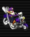 Waluigi's Wario Bike