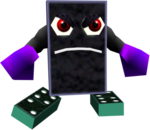 Sir Domino in the game Donkey Kong 64.