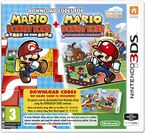 The European cover for Mario and Donkey Kong: Minis on the Move + Mario vs. Donkey Kong: Minis March Again! downloads
