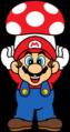 SMBDX - Mario with Mushroom.png