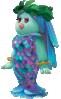 Blue Lochlady from Super Mario Odyssey.