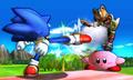SSB4 3DS - Battle on Spirit Train.png