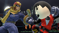 Challenge 11 from the second row of Super Smash Bros. for Wii U