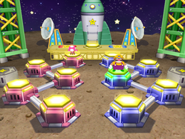T-Minus Five from Mario Party 6