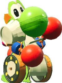 Robo-Yoshi
