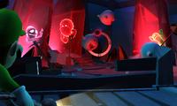 Hit Rock Bottom from Luigi's Mansion: Dark Moon.