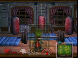 Rec Room from Luigi's Mansion