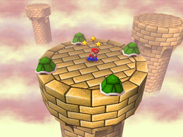 The minigame Shell Game.