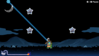 Seeing Stars, one of Wario's microgames in WarioWare: Get It Together!