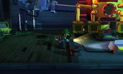The Water Supply segment from Luigi's Mansion: Dark Moon.