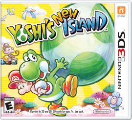 Official North American box art