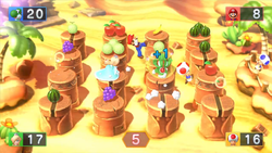 Fruit Scoot Scurry from Mario Party 10