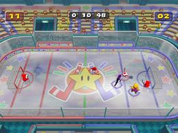 Ice Hockey from Mario Party 5