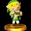 Link (Spirit Tracks) trophy