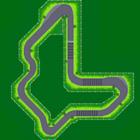 Peach Circuit map