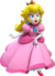 Solo artwork of Princess Peach from Super Mario 3D World.