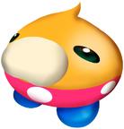 A Strollin' Stu in Super Mario Sunshine.