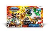 Skylanders: SuperChargers Wii box