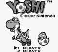 Yoshi GB North America Title Screen.png