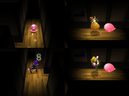 Ghost in the Hall from Mario Party 7