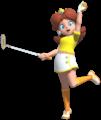 Artwork of Daisy in Mario Golf: Super Rush