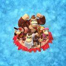 Thumbnail of a Donkey Kong Country: Tropical Freeze wallpaper