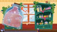 Burst Your Bottle microgame
