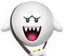 Sprite of Dr. Boo from Dr. Mario World