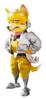 A sticker of Fox