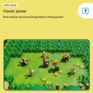 Icon for Fun Nintendo Spring-Themed Trivia Quiz