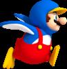 Penguin Mario from Mario Kart Tour