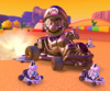 The icon of the Koopa Troopa Cup challenge from the New Year's 2021 Tour in Mario Kart Tour.