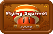 Icon for the Flying Squirrel Pack in New Super Mario Bros. Us Boost Rush Mode