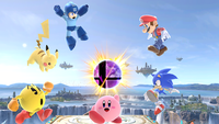 Smash Challenge 8 of Super Smash Bros. Ultimate