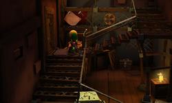 The Storage Room segment from Luigi's Mansion: Dark Moon.